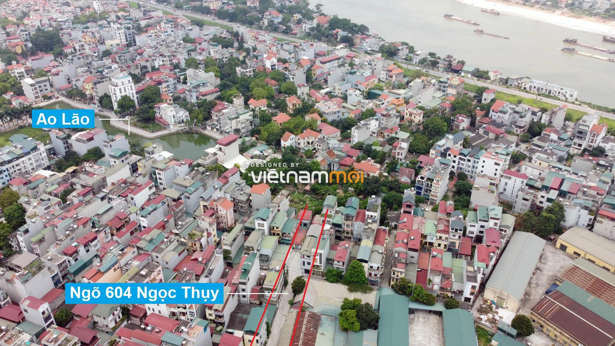 Đường sẽ mở theo quy hoạch ở phường Ngọc Thụy, Long Biên, Hà Nội (phần 6) - Ảnh 6.