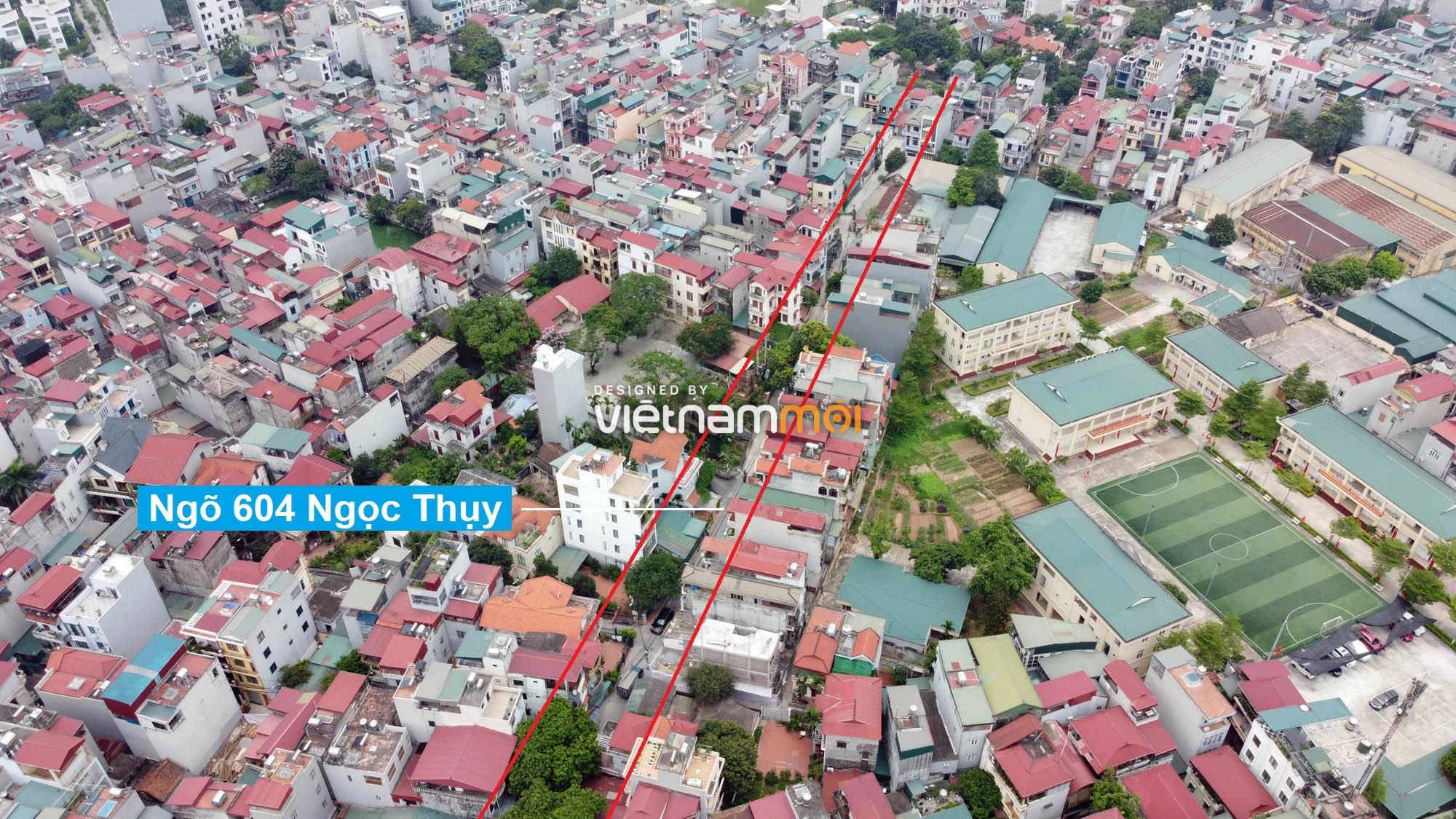 Đường sẽ mở theo quy hoạch ở phường Ngọc Thụy, Long Biên, Hà Nội (phần 6) - Ảnh 7.