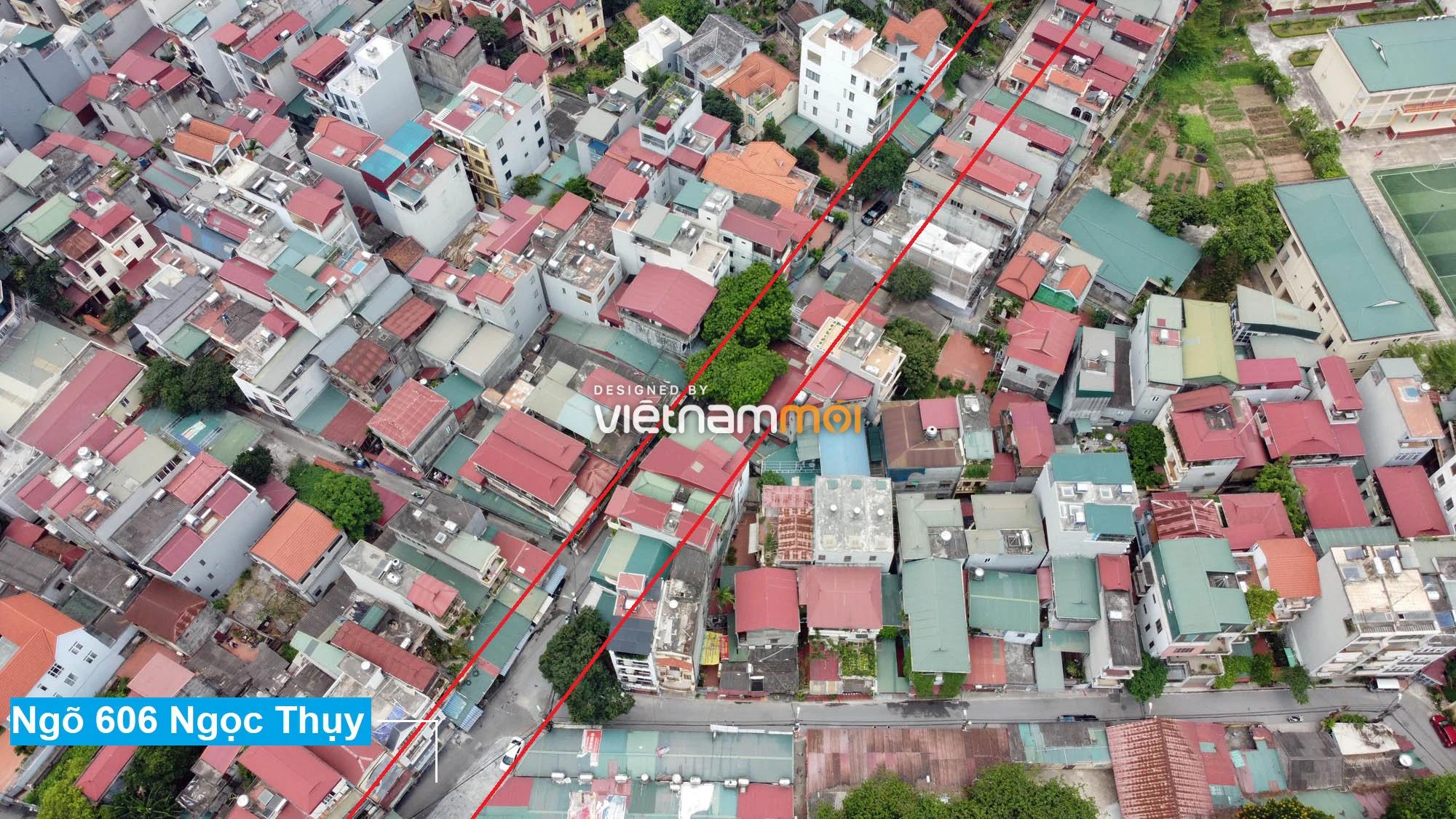 Đường sẽ mở theo quy hoạch ở phường Ngọc Thụy, Long Biên, Hà Nội (phần 6) - Ảnh 8.