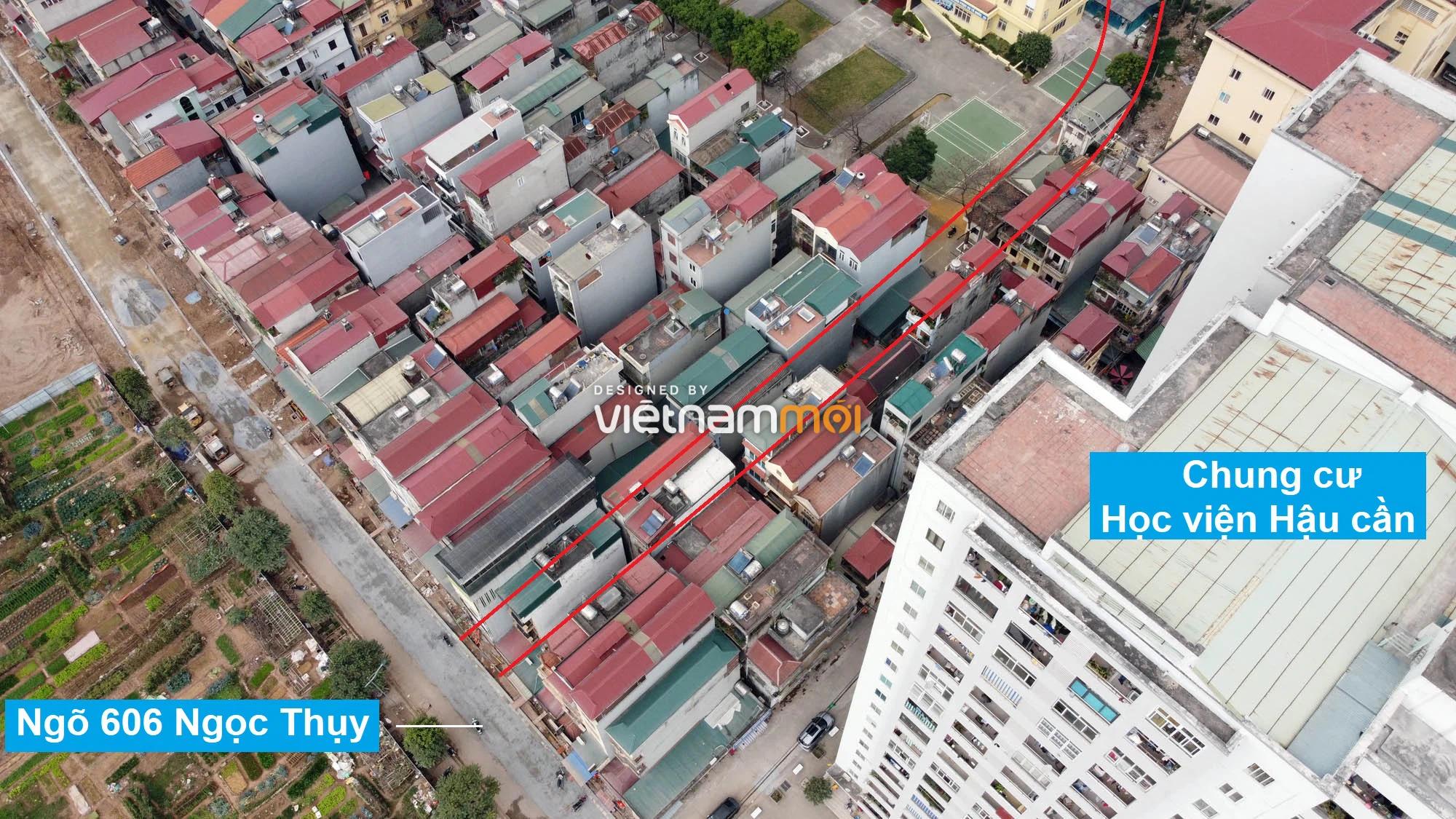 Đường sẽ mở theo quy hoạch ở phường Ngọc Thụy, Long Biên, Hà Nội (phần 6) - Ảnh 12.
