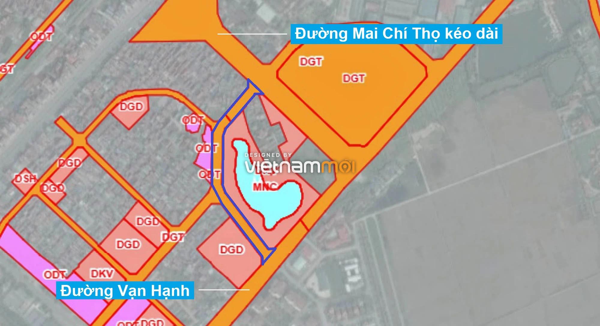 Những khu đất sắp thu hồi để mở đường ở phường Đức Giang, Long Biên, Hà Nội (phần 2) - Ảnh 1.