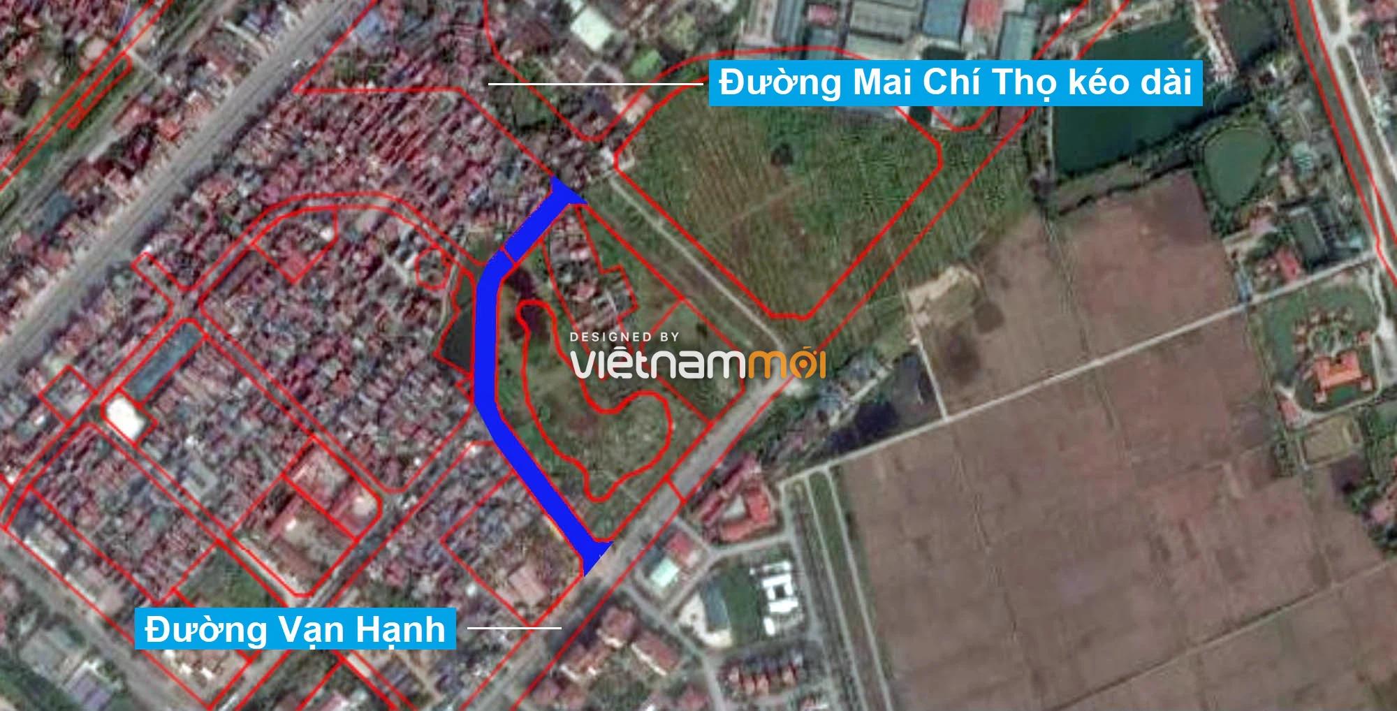 Những khu đất sắp thu hồi để mở đường ở phường Đức Giang, Long Biên, Hà Nội (phần 2) - Ảnh 2.