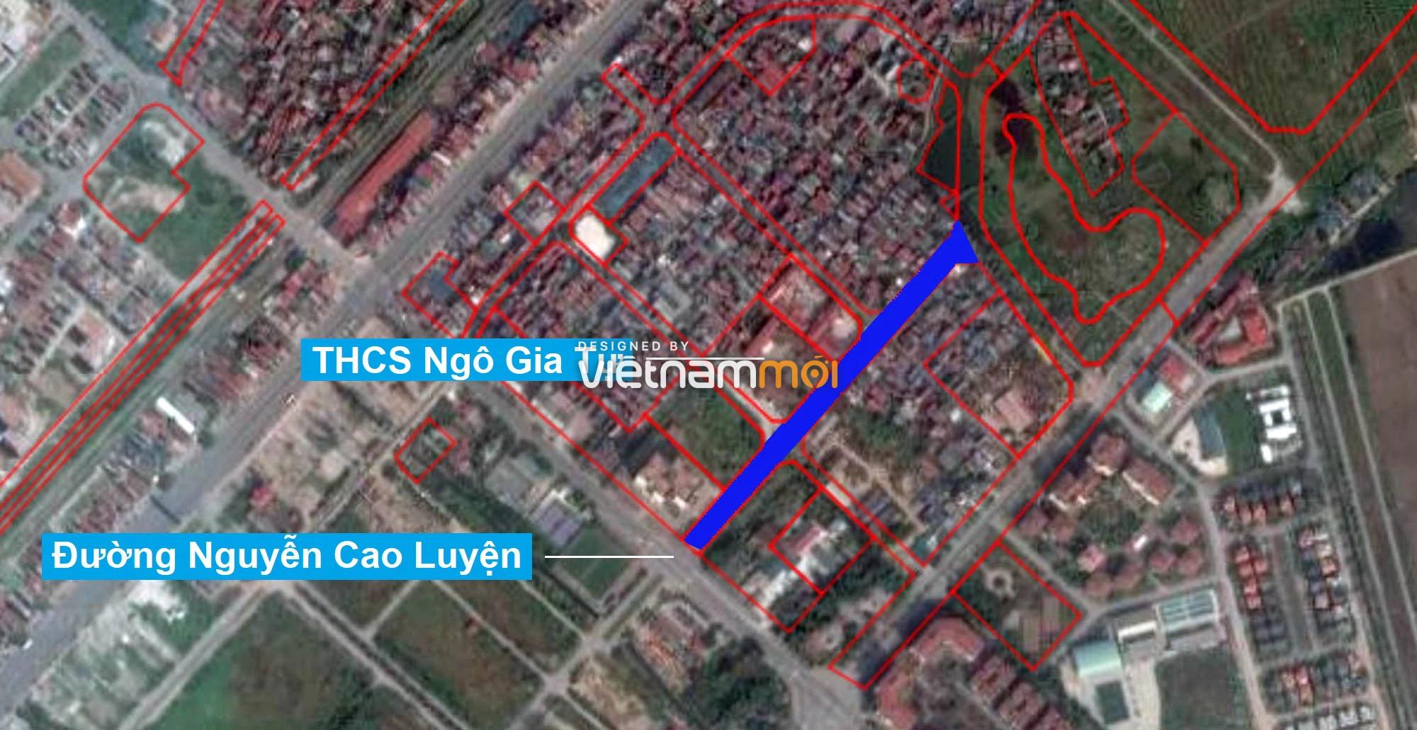 Những khu đất sắp thu hồi để mở đường ở phường Đức Giang, Long Biên, Hà Nội (phần 2) - Ảnh 8.