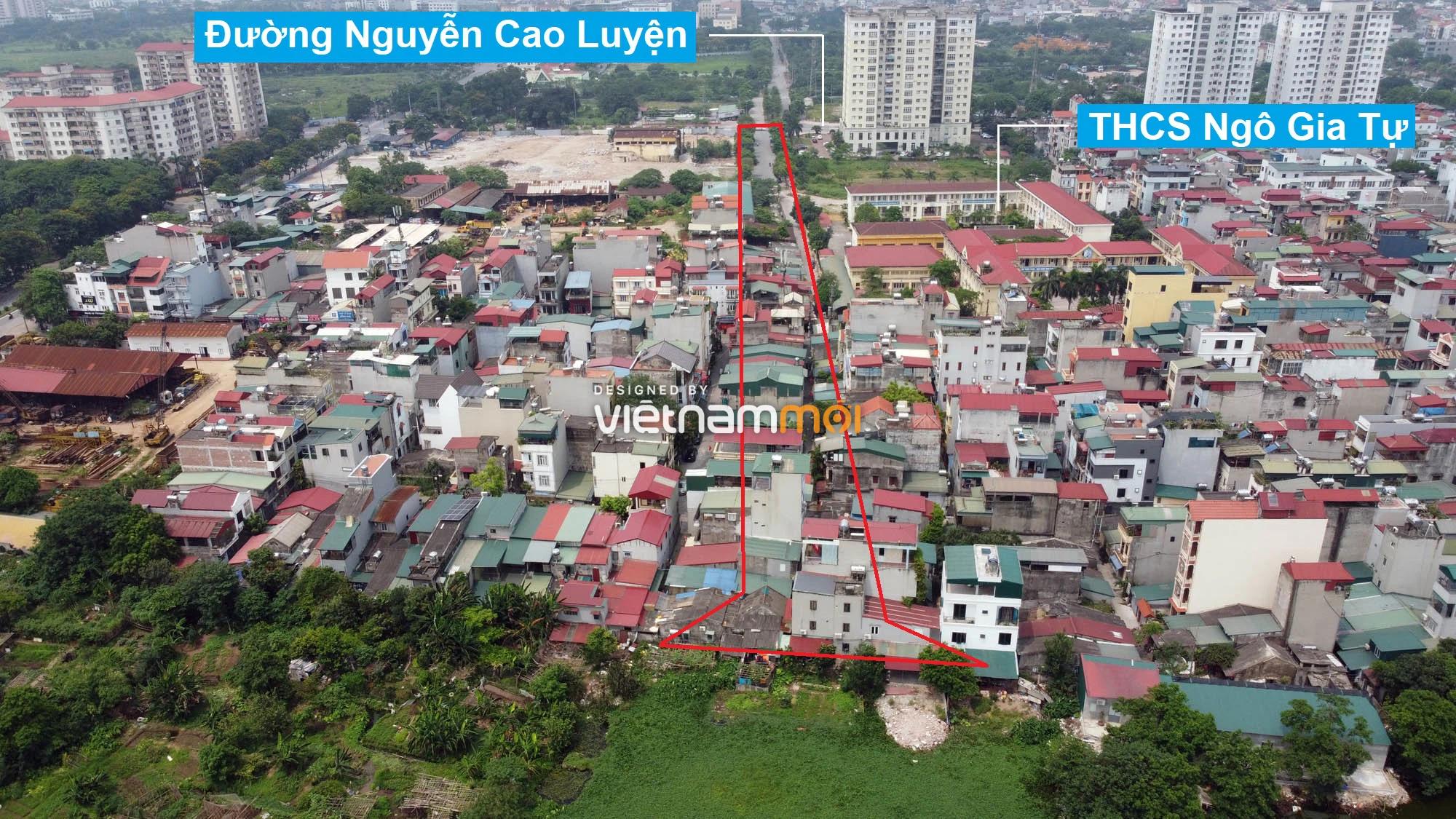 Những khu đất sắp thu hồi để mở đường ở phường Đức Giang, Long Biên, Hà Nội (phần 2) - Ảnh 9.