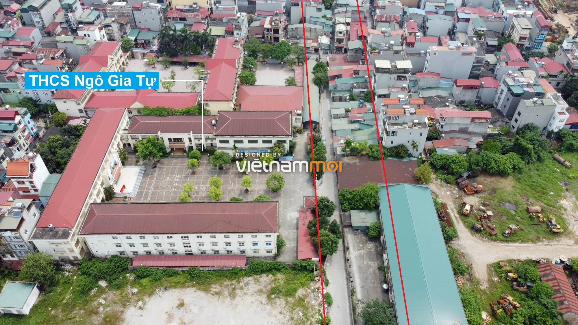 Những khu đất sắp thu hồi để mở đường ở phường Đức Giang, Long Biên, Hà Nội (phần 2) - Ảnh 10.