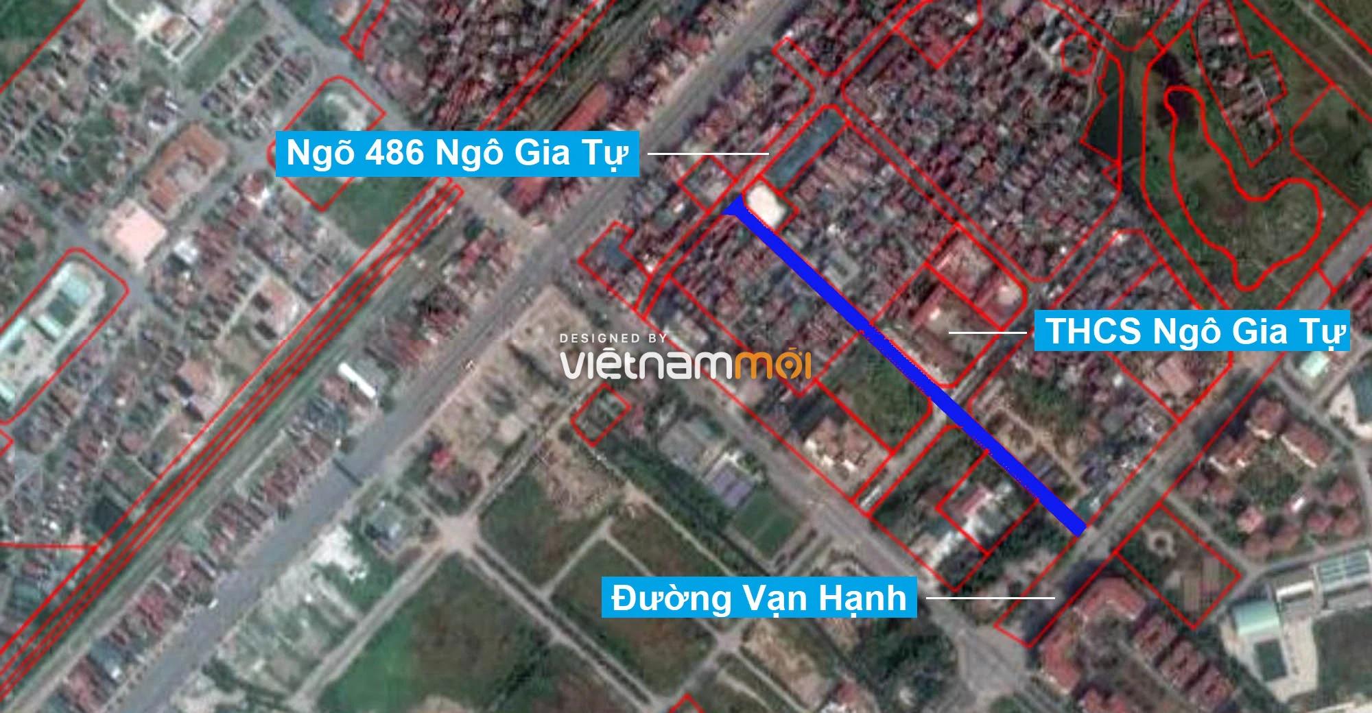Những khu đất sắp thu hồi để mở đường ở phường Đức Giang, Long Biên, Hà Nội (phần 2) - Ảnh 14.