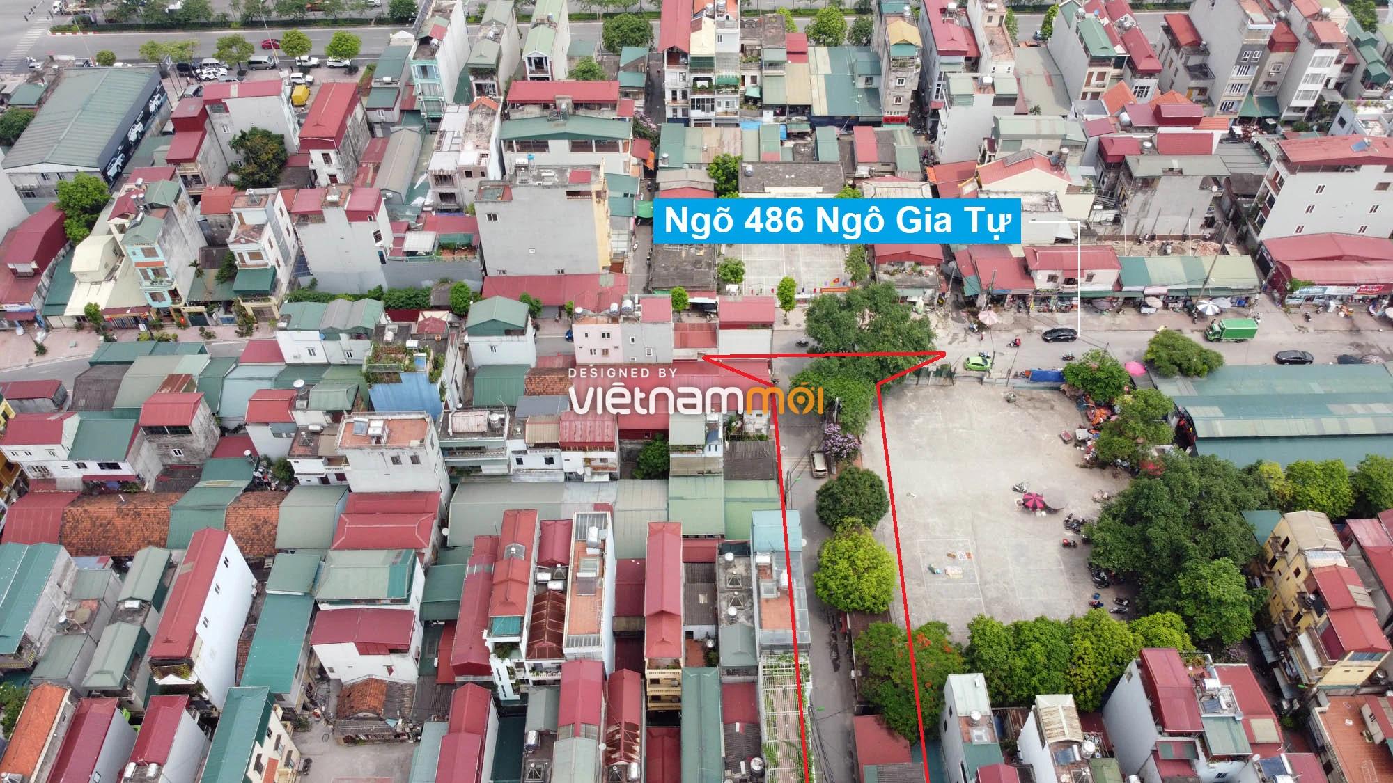Những khu đất sắp thu hồi để mở đường ở phường Đức Giang, Long Biên, Hà Nội (phần 2) - Ảnh 15.