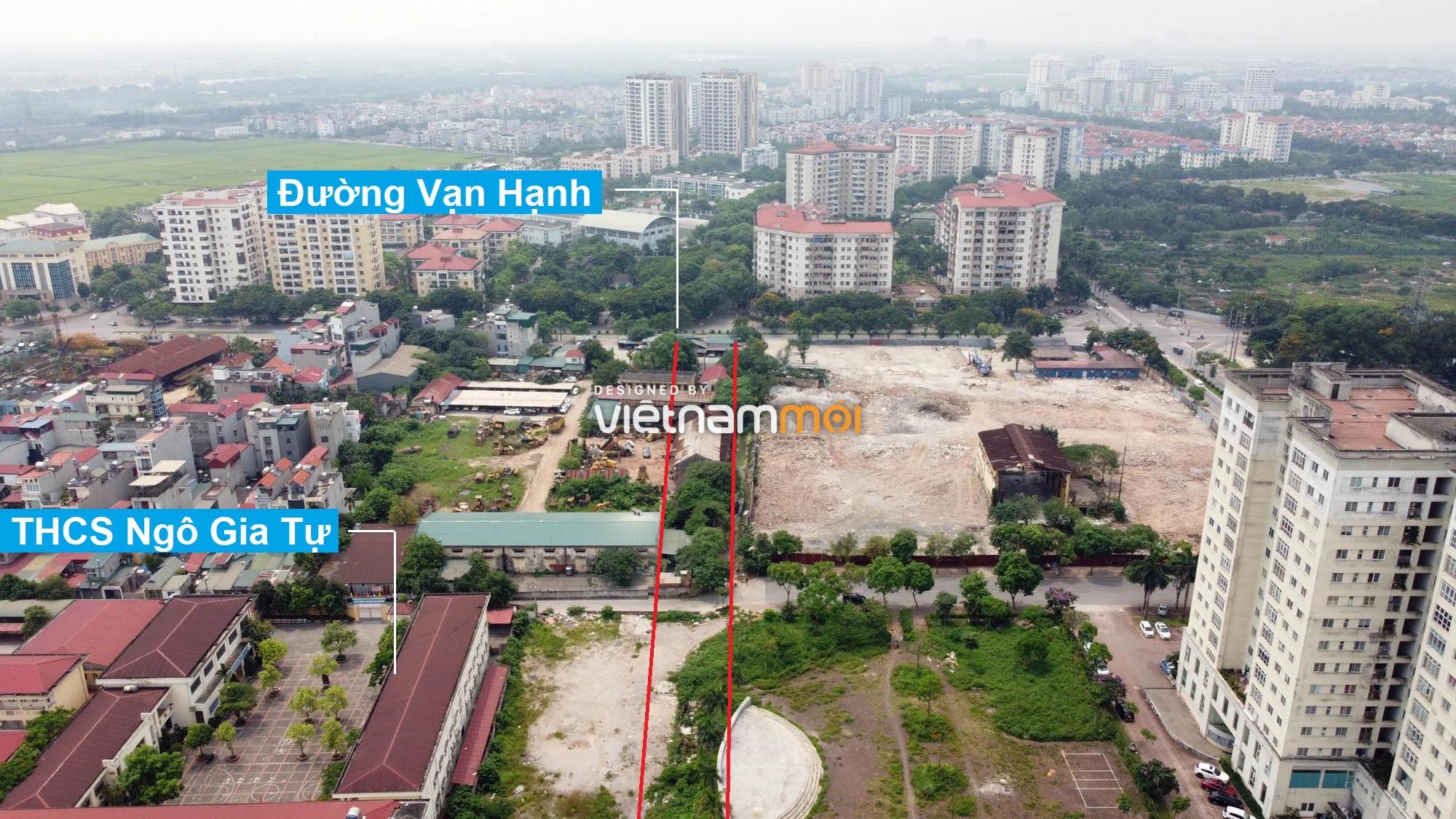 Những khu đất sắp thu hồi để mở đường ở phường Đức Giang, Long Biên, Hà Nội (phần 2) - Ảnh 17.