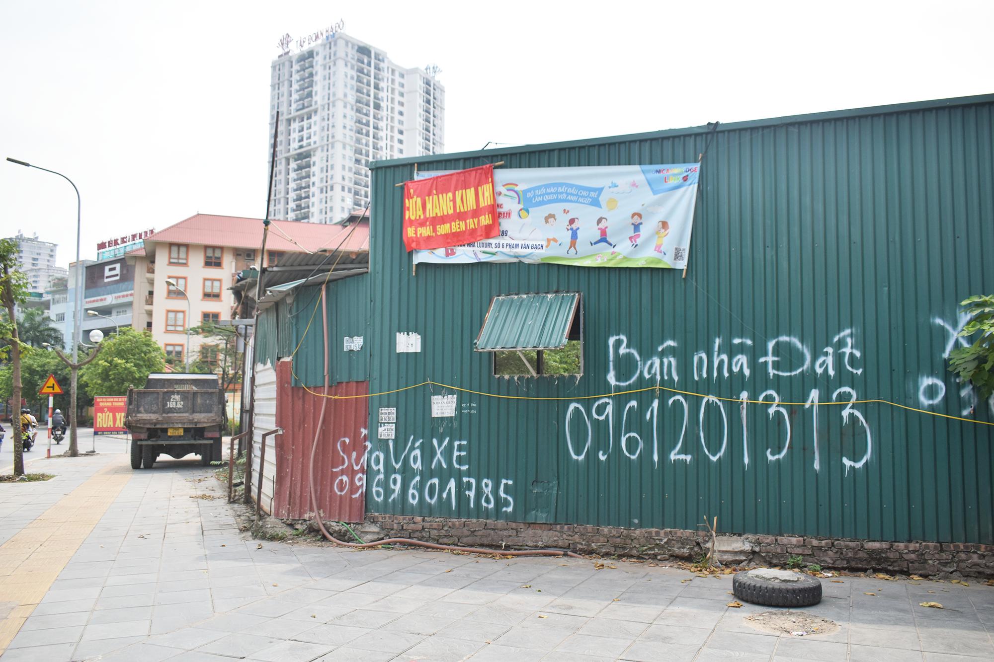 Những khu đất dính quy hoạch ở phường Trung Hòa, Cầu Giấy, Hà Nội (phần 1) - Ảnh 6.