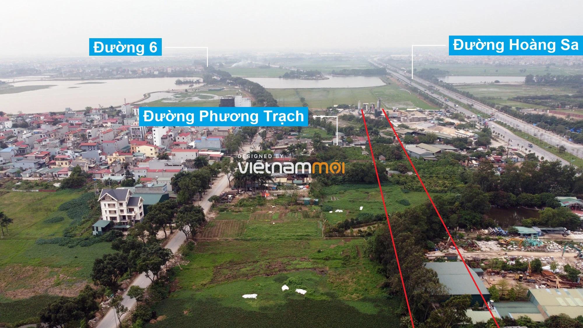 Đường sẽ mở theo quy hoạch ở xã Vĩnh Ngọc, Đông Anh, Hà Nội (phần 2) - Ảnh 2.