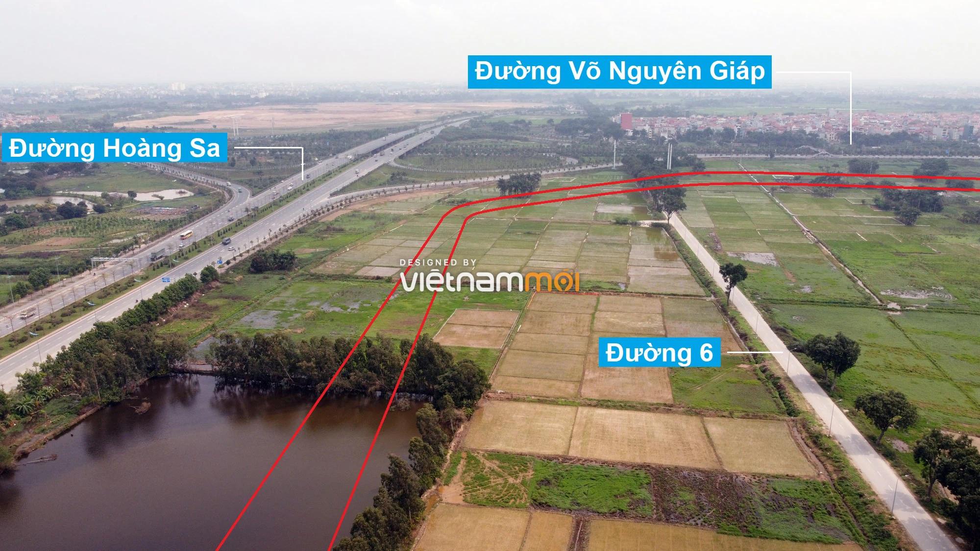 Đường sẽ mở theo quy hoạch ở xã Vĩnh Ngọc, Đông Anh, Hà Nội (phần 2) - Ảnh 3.