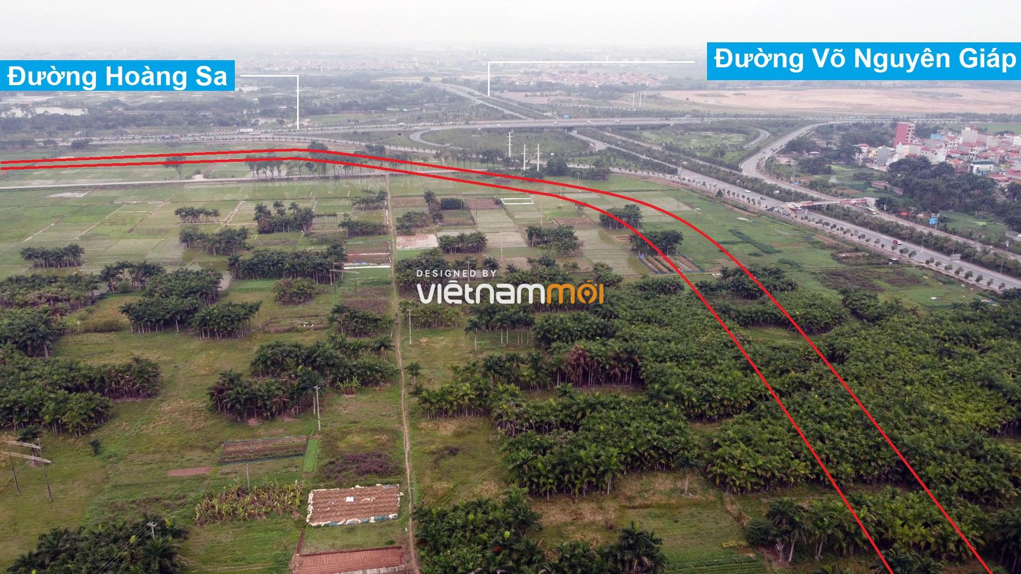 Đường sẽ mở theo quy hoạch ở xã Vĩnh Ngọc, Đông Anh, Hà Nội (phần 2) - Ảnh 4.