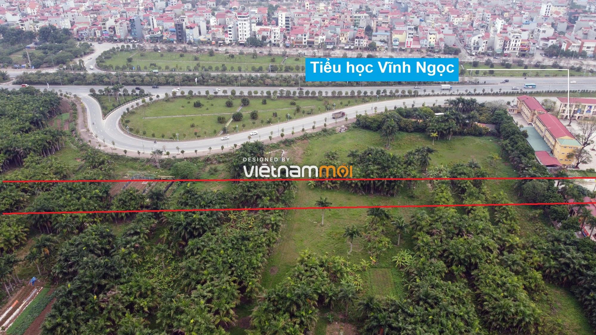 Đường sẽ mở theo quy hoạch ở xã Vĩnh Ngọc, Đông Anh, Hà Nội (phần 2) - Ảnh 5.
