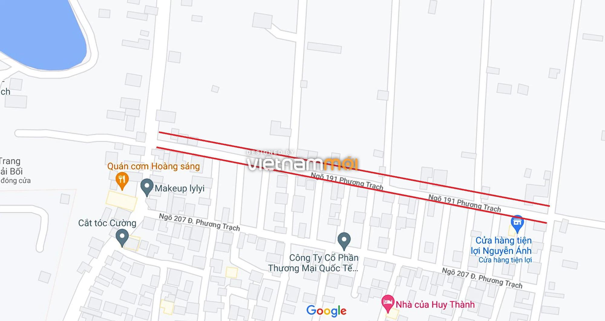 Đường sẽ mở theo quy hoạch ở xã Vĩnh Ngọc, Đông Anh, Hà Nội (phần 2) - Ảnh 8.
