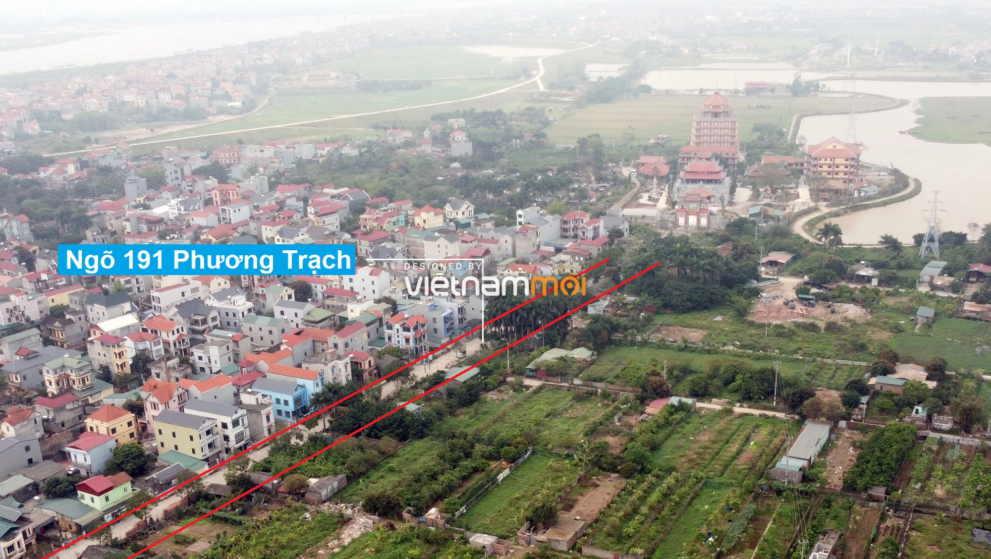Đường sẽ mở theo quy hoạch ở xã Vĩnh Ngọc, Đông Anh, Hà Nội (phần 2) - Ảnh 9.