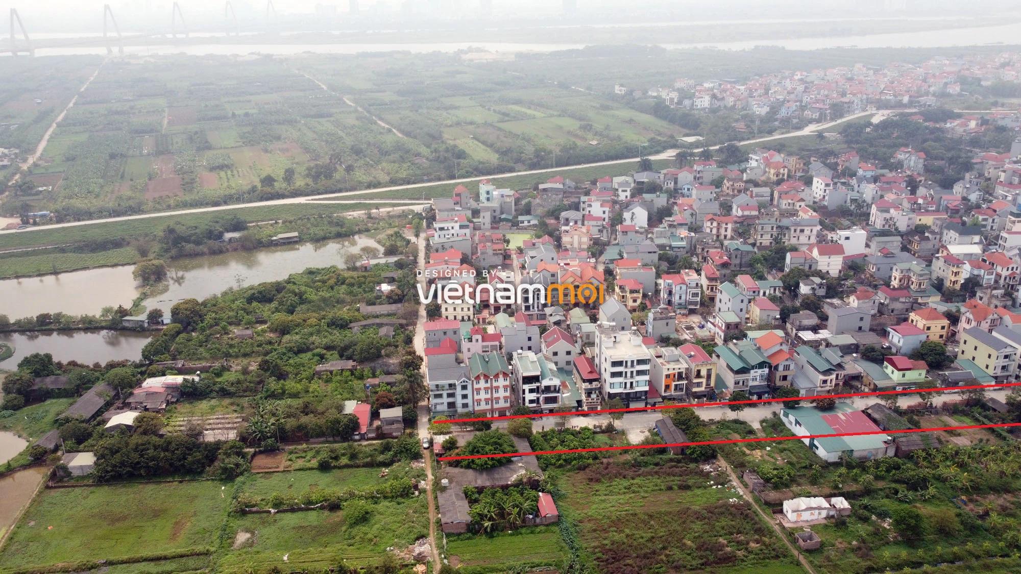 Đường sẽ mở theo quy hoạch ở xã Vĩnh Ngọc, Đông Anh, Hà Nội (phần 2) - Ảnh 11.