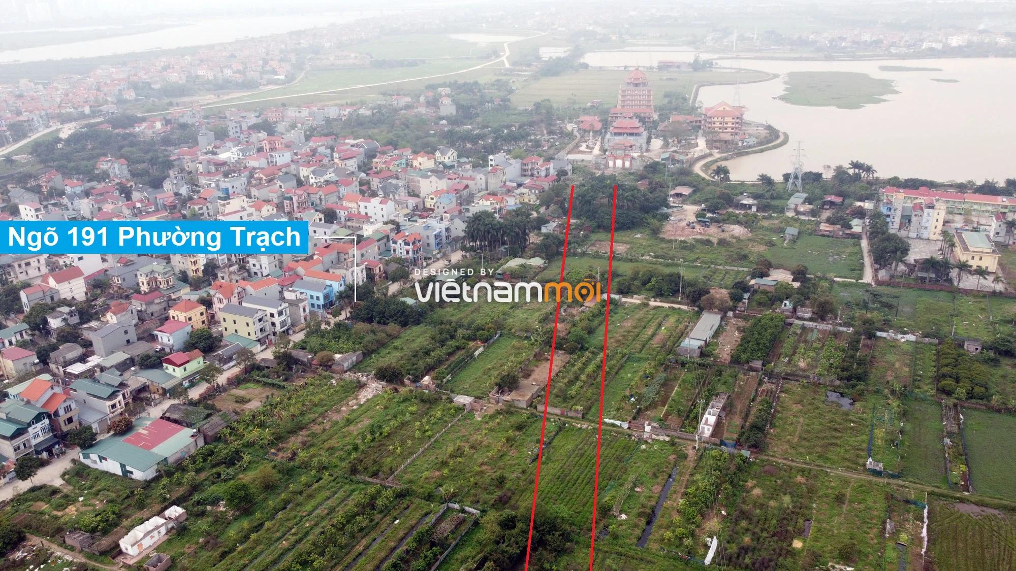 Đường sẽ mở theo quy hoạch ở xã Vĩnh Ngọc, Đông Anh, Hà Nội (phần 2) - Ảnh 13.