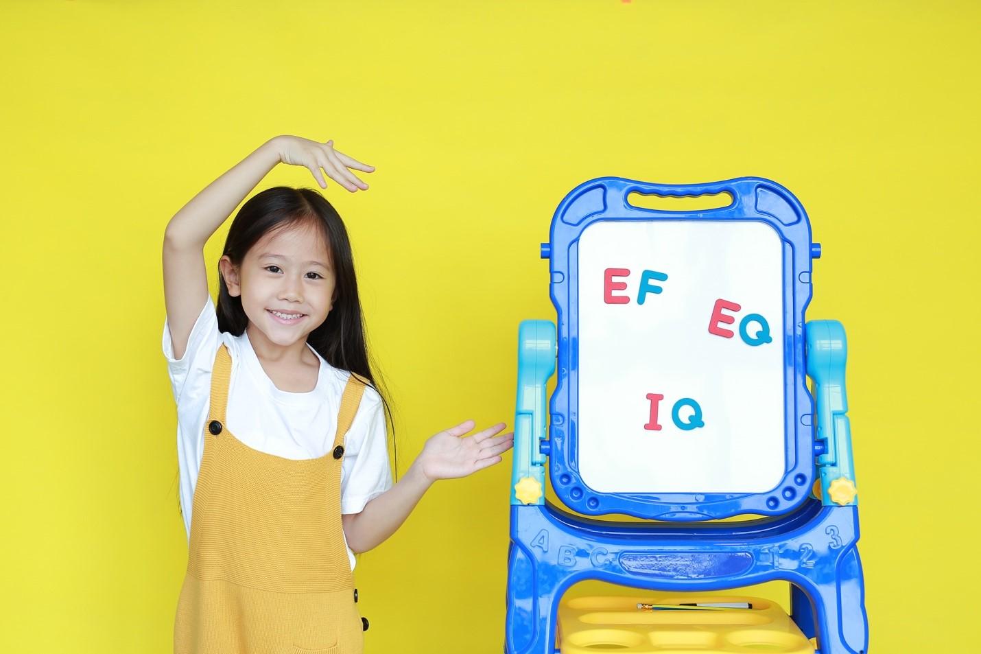 Công nghệ gen di truyền góp phần cải tiến chỉ số EQ trẻ em - Ảnh 1.