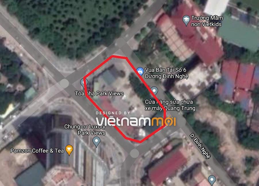 Những khu đất dính quy hoạch ở phường Trung Hòa, Cầu Giấy, Hà Nội (phần 1) - Ảnh 4.