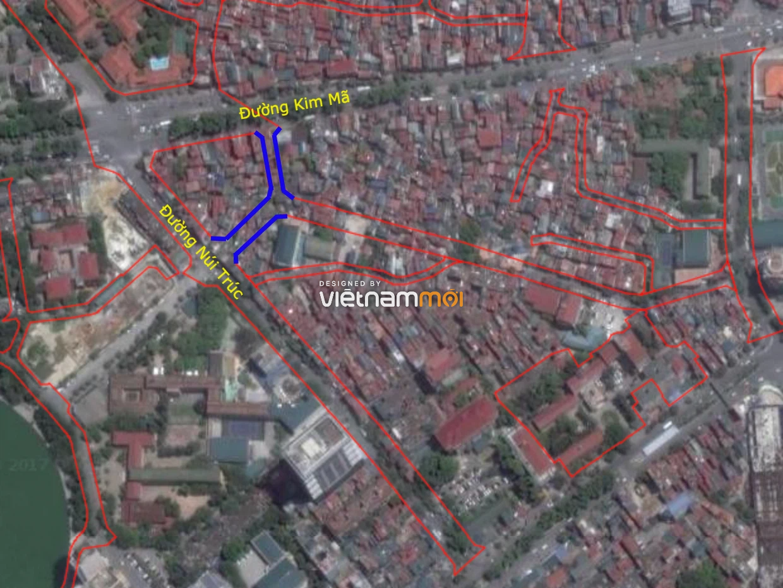 Những khu đất sắp thu hồi để mở đường ở phường Kim Mã, Ba Đình (phần 3) - Ảnh 3.