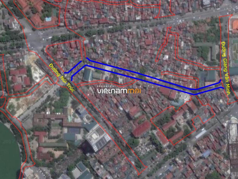 Những khu đất sắp thu hồi để mở đường ở phường Kim Mã, Ba Đình (phần 3) - Ảnh 12.