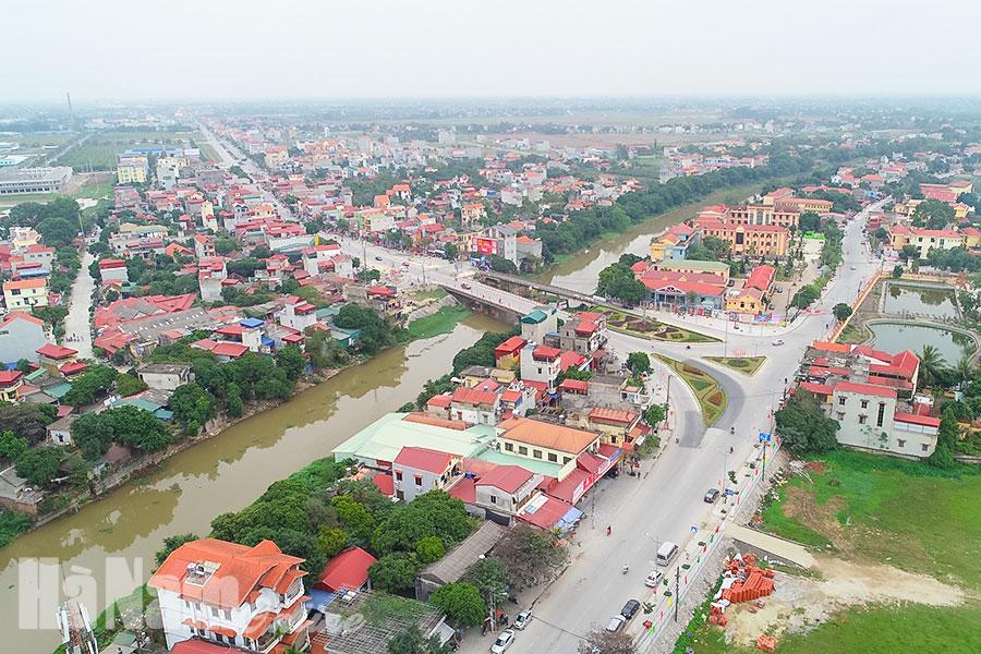 Hà Nam tìm chủ cho khu đô thị gần 2.000 tỷ ở Duy Tiên - Ảnh 1.