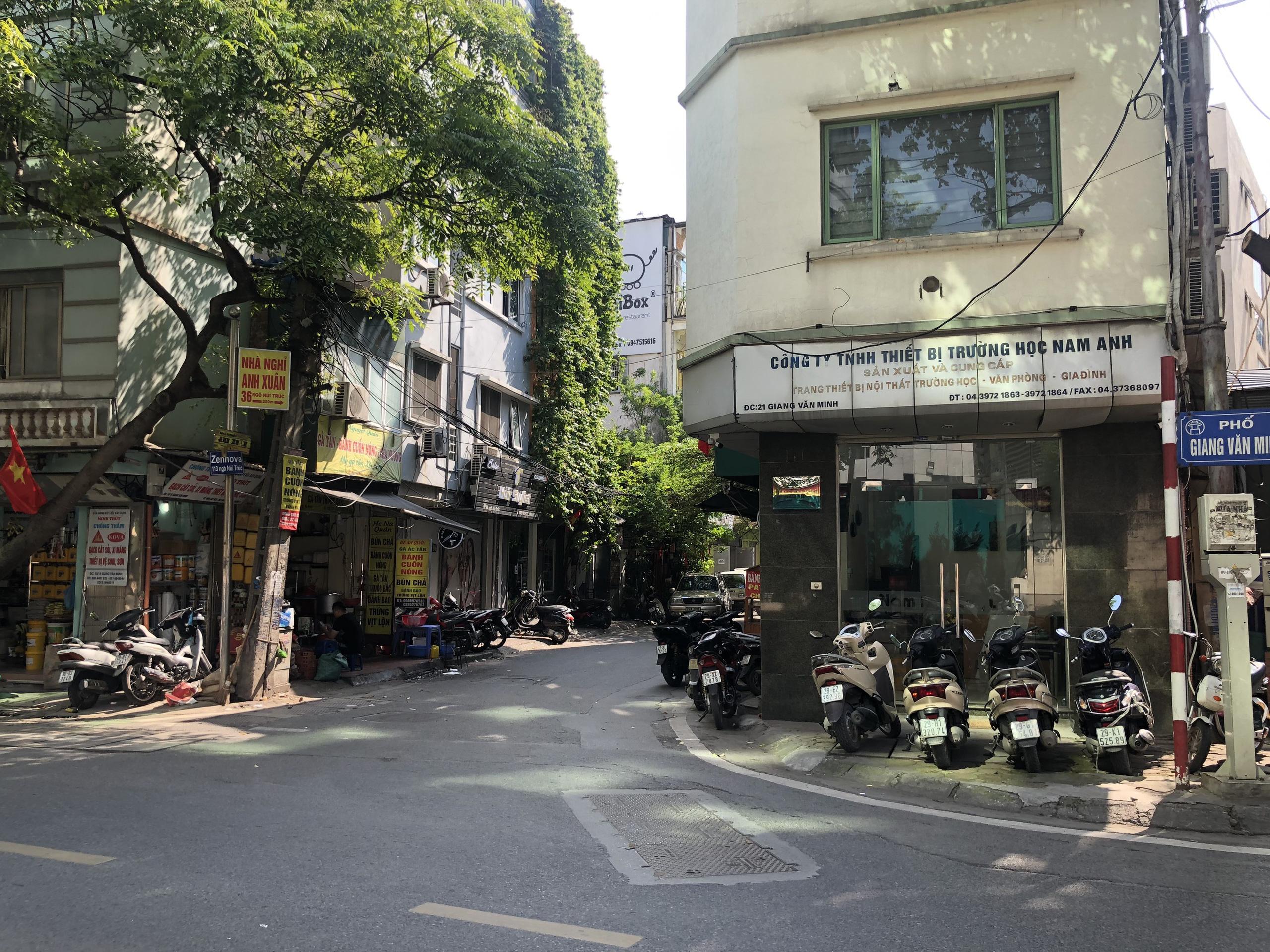 Những khu đất sắp thu hồi ở phường Kim Mã, Ba Đình (phần 3): Đường nối từ Núi Trúc đến Kim Mã và Giang Văn Minh - Ảnh 11.