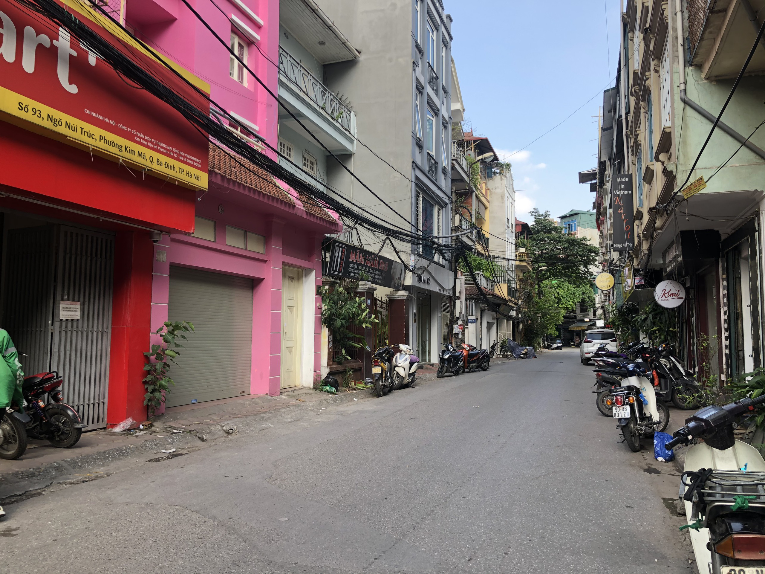 Những khu đất sắp thu hồi ở phường Kim Mã, Ba Đình (phần 3): Đường nối từ Núi Trúc đến Kim Mã và Giang Văn Minh - Ảnh 10.