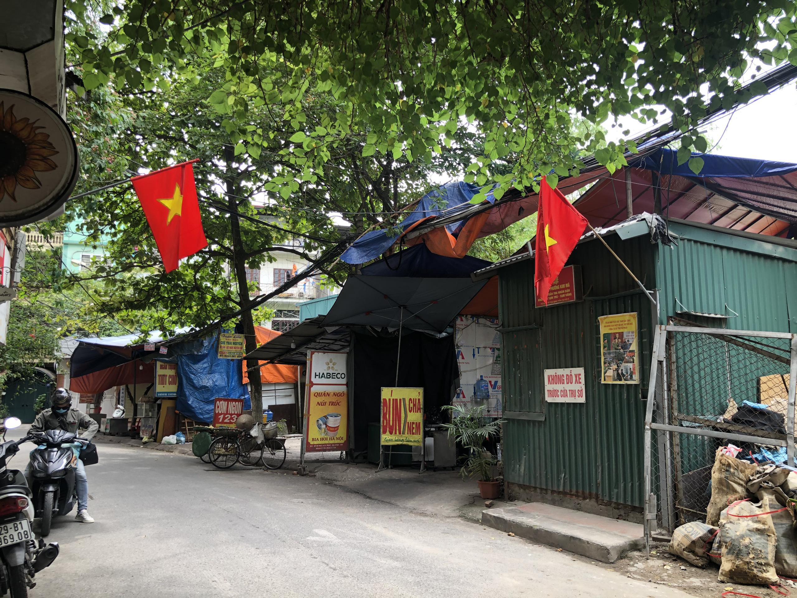 Những khu đất sắp thu hồi ở phường Kim Mã, Ba Đình (phần 3): Hai đường nối từ Núi Trúc đến Kim Mã và Giang Văn Minh - Ảnh 12.