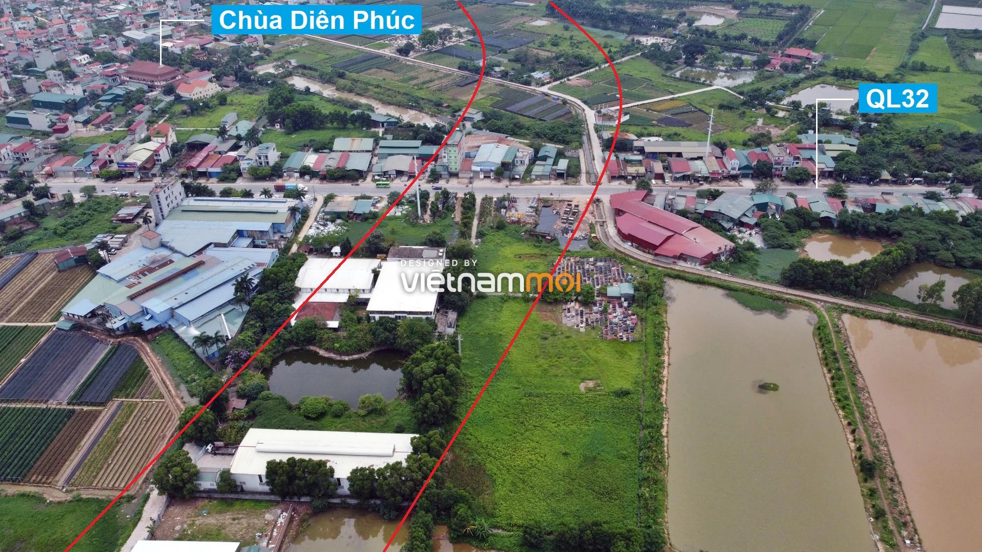 Đường Vành đai 4 sẽ mở theo quy hoạch qua huyện Hoài Đức, Hà Nội - Ảnh 2.