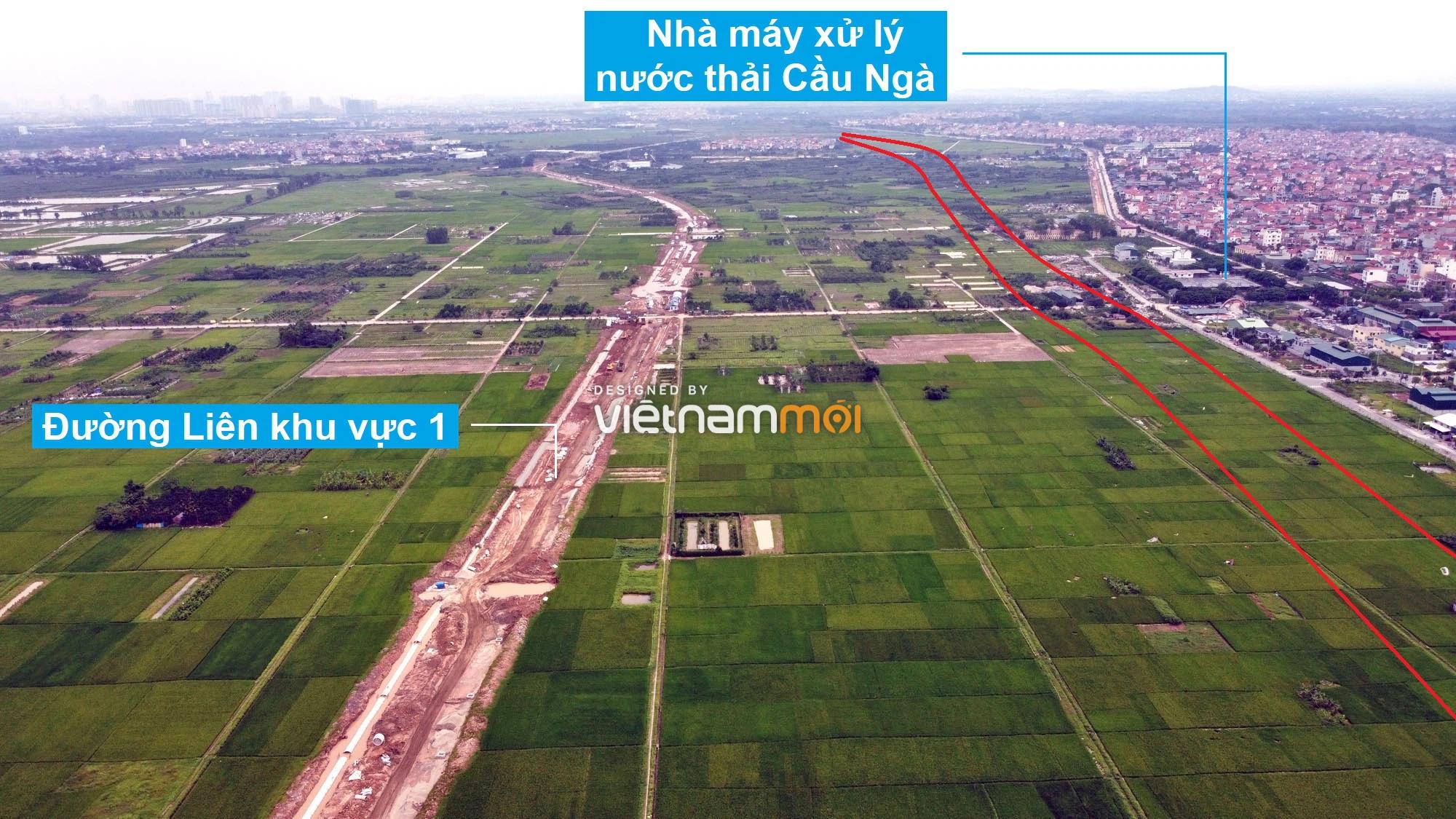 Đường Vành đai 4 sẽ mở theo quy hoạch qua huyện Hoài Đức, Hà Nội - Ảnh 4.