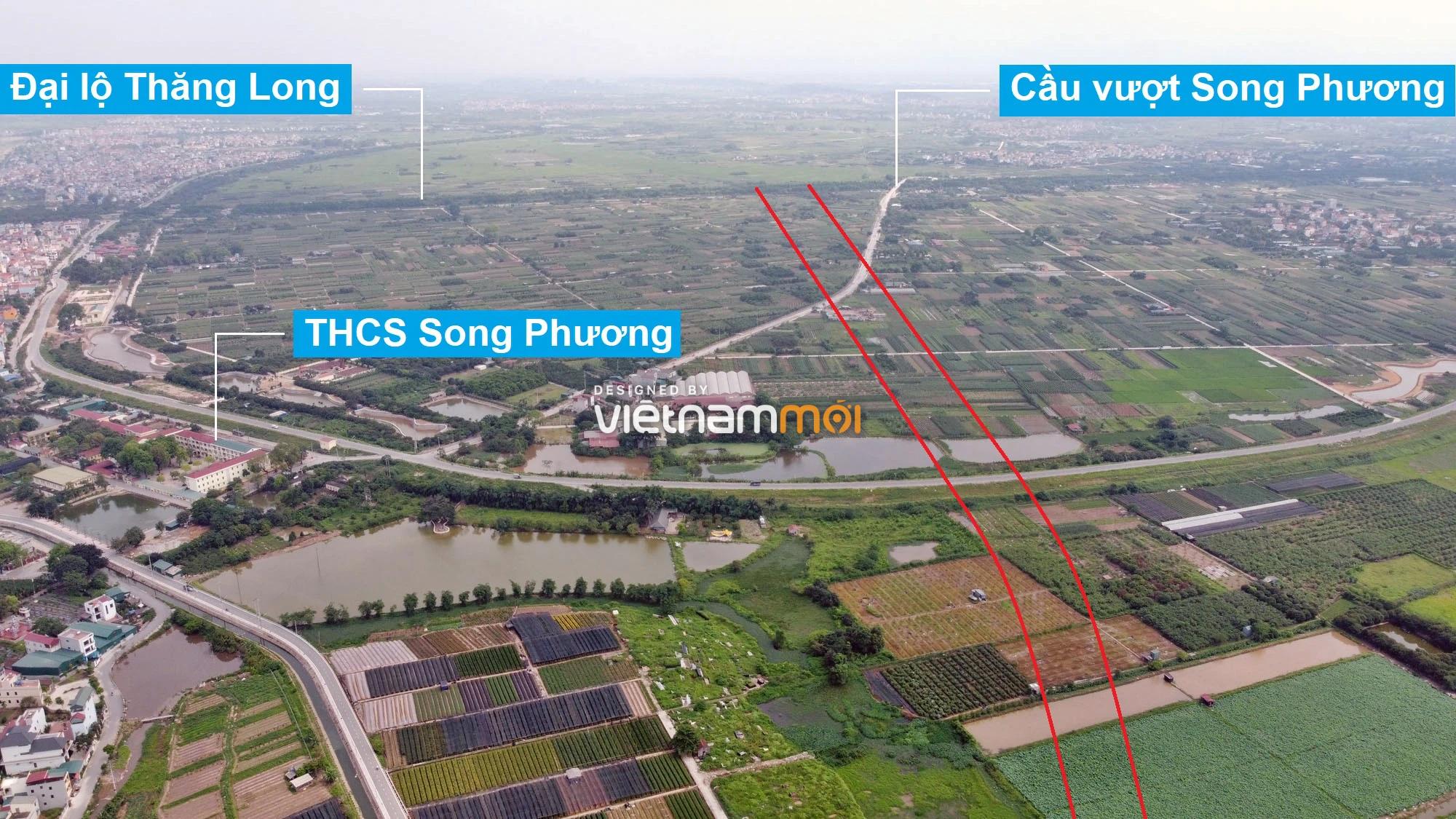 Đường Vành đai 4 sẽ mở theo quy hoạch qua huyện Hoài Đức, Hà Nội - Ảnh 7.