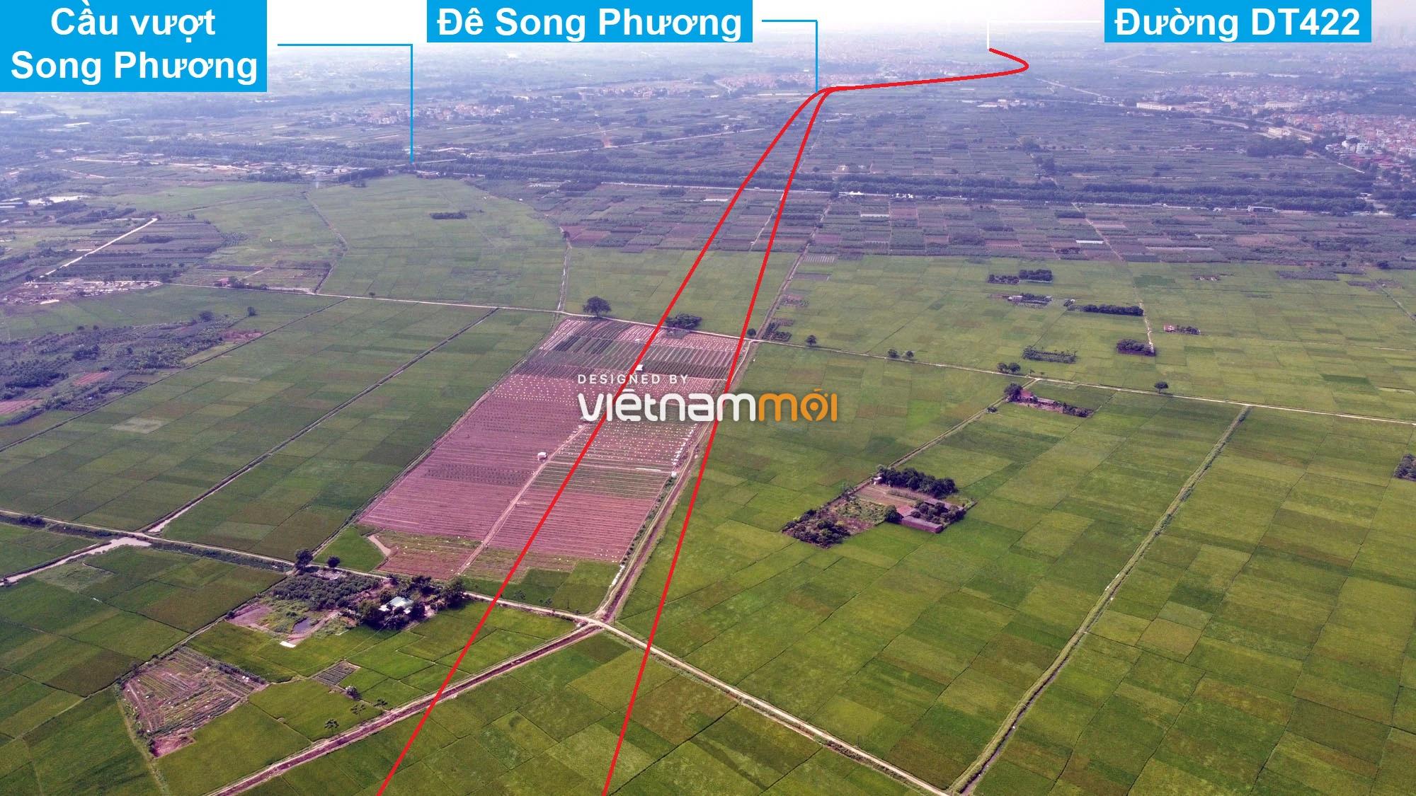 Đường Vành đai 4 sẽ mở theo quy hoạch qua huyện Hoài Đức, Hà Nội - Ảnh 8.