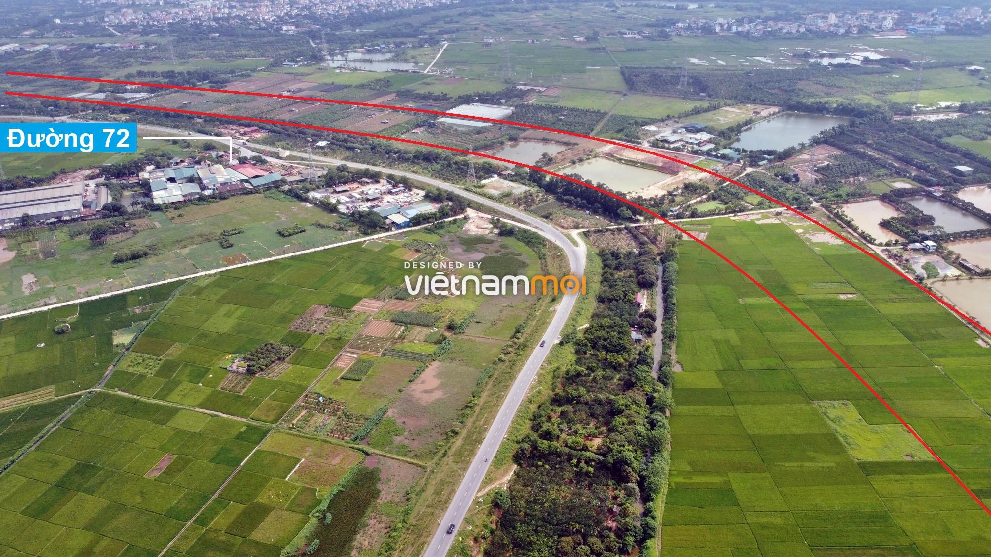Đường Vành đai 4 sẽ mở theo quy hoạch qua huyện Hoài Đức, Hà Nội - Ảnh 9.