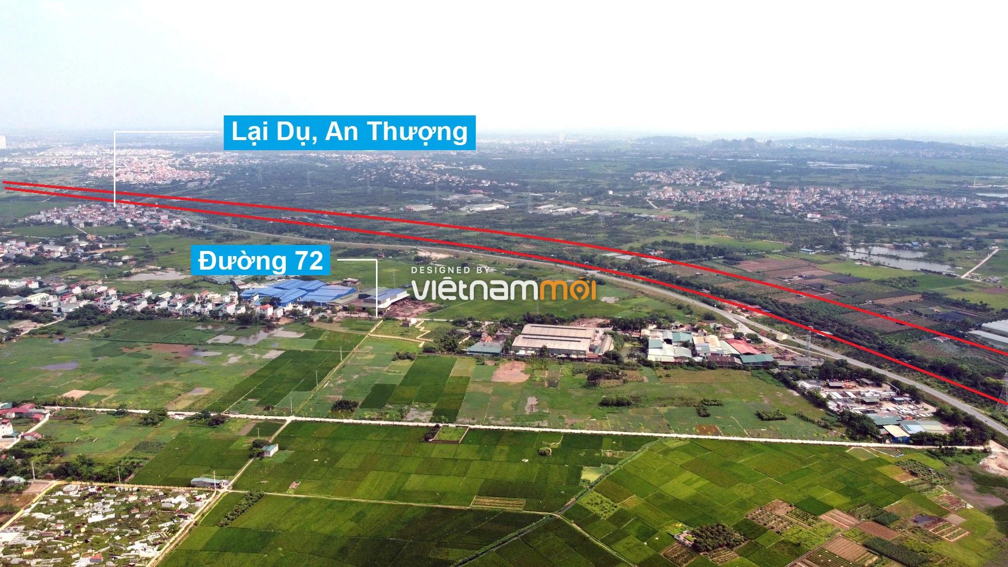 Đường Vành đai 4 sẽ mở theo quy hoạch qua huyện Hoài Đức, Hà Nội - Ảnh 10.