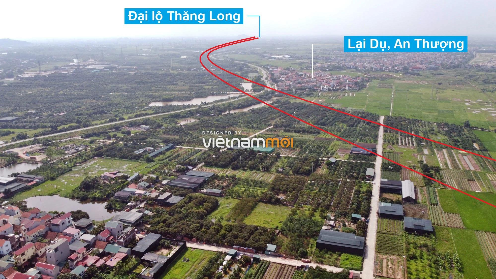Đường Vành đai 4 sẽ mở theo quy hoạch qua huyện Hoài Đức, Hà Nội - Ảnh 11.