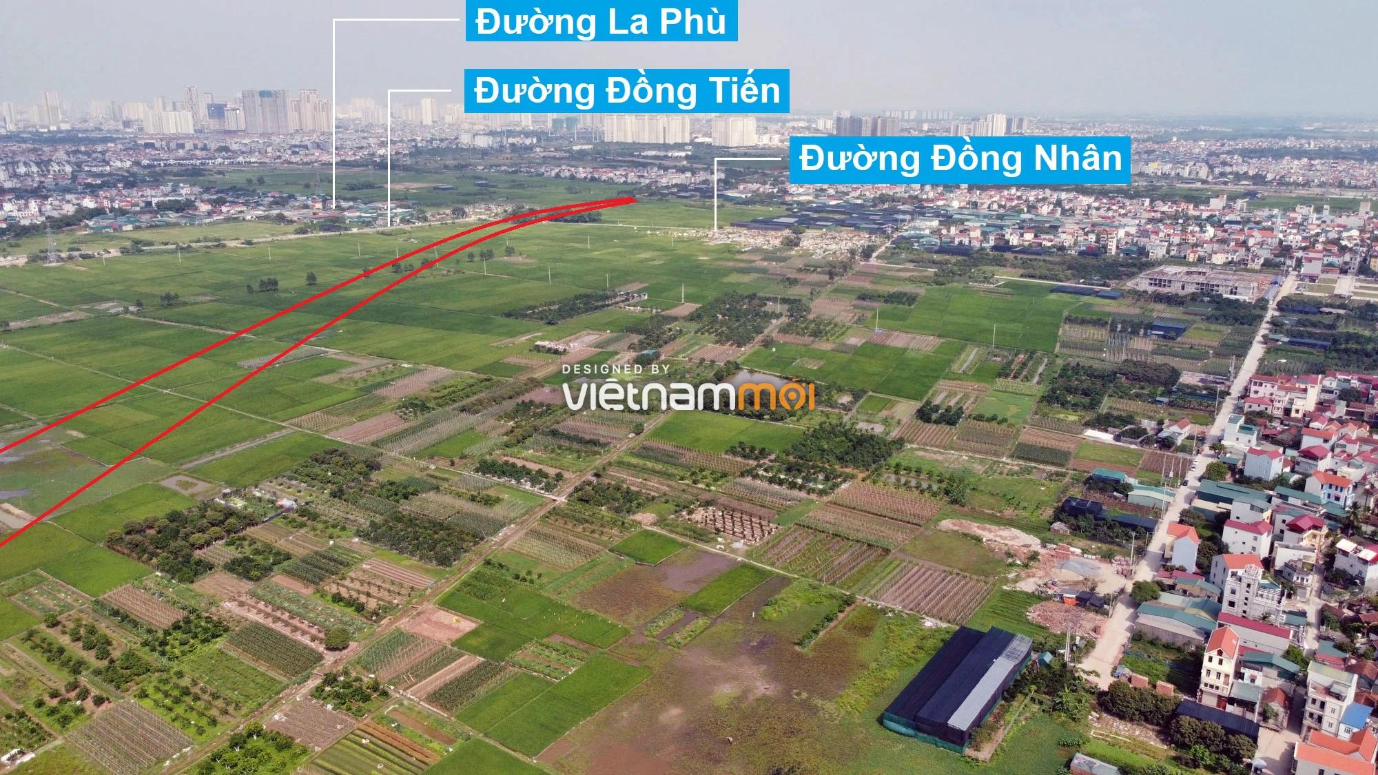 Đường Vành đai 4 sẽ mở theo quy hoạch qua huyện Hoài Đức, Hà Nội - Ảnh 12.
