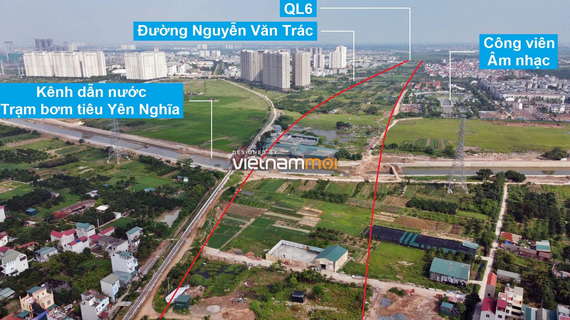Đường Vành đai 4 sẽ mở theo quy hoạch qua huyện Hoài Đức, Hà Nội - Ảnh 16.