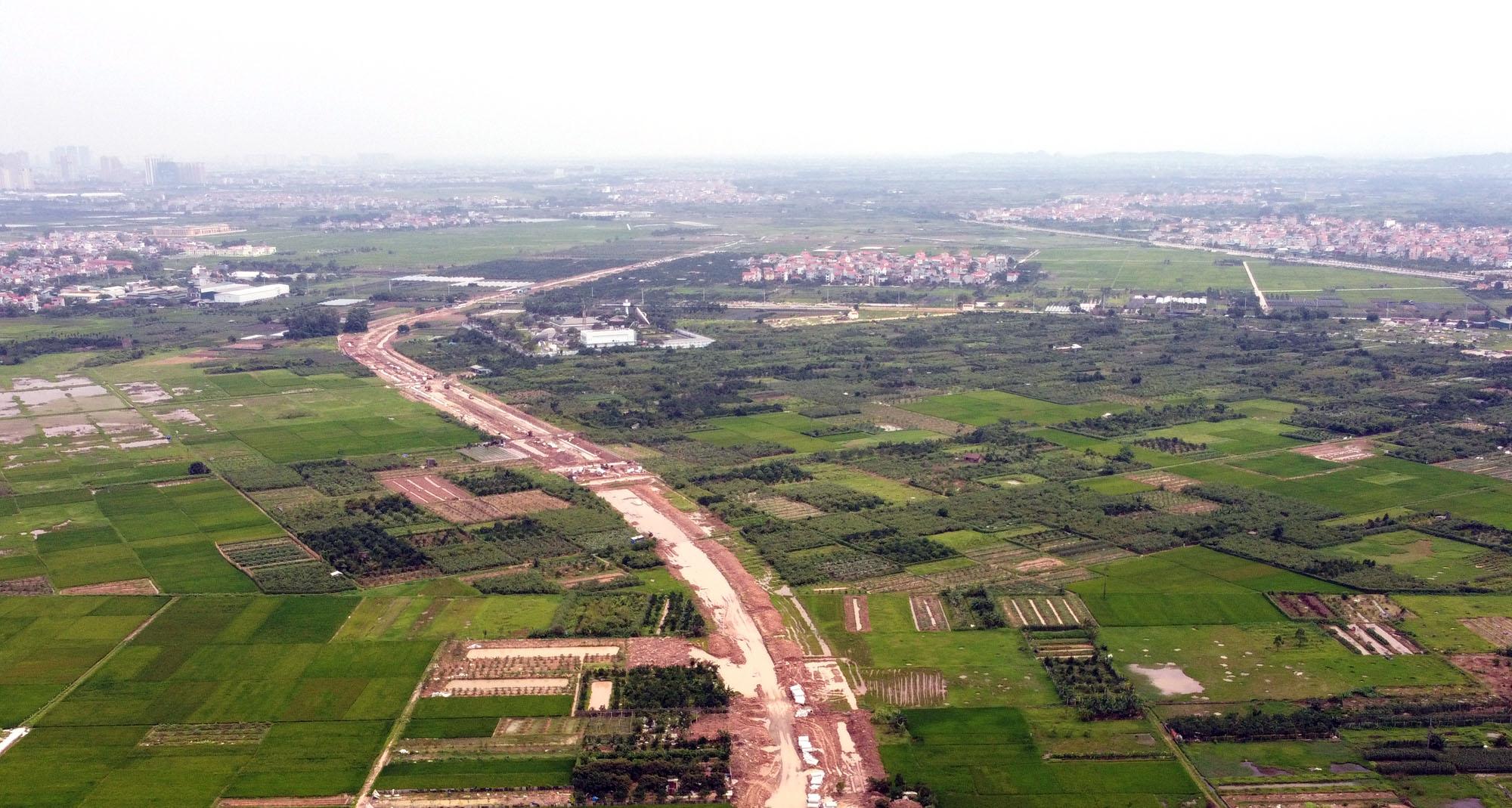 Phê duyệt chỉ giới đường đỏ tuyến đường tỉnh 414 rộng 35 m ở thị xã Sơn Tây - Ảnh 1.