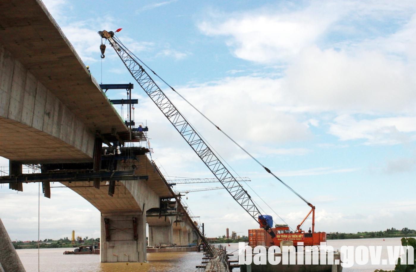 Gần 1.600 tỷ đồng xây cầu Kênh Vàng nối Bắc Ninh – Hải Dương - Ảnh 1.