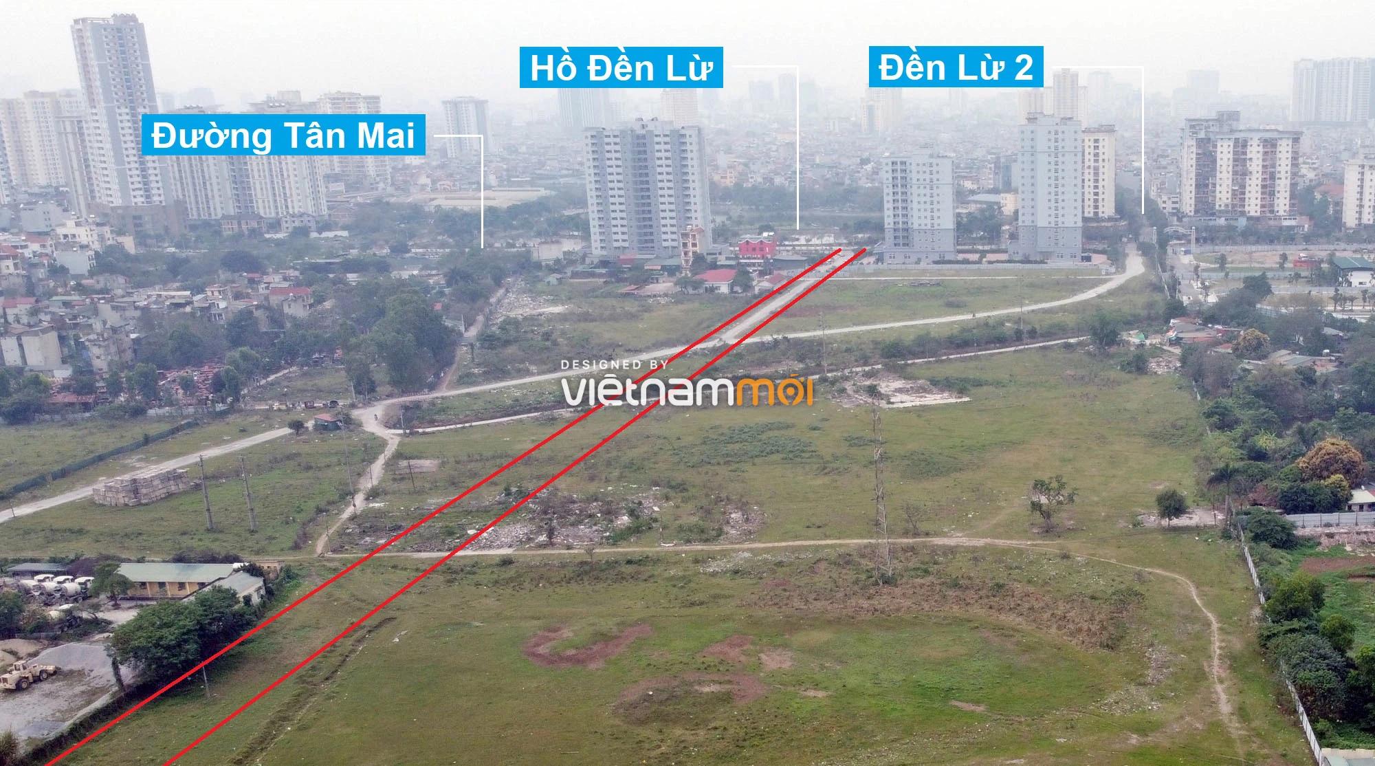 Đường sẽ mở theo quy hoạch ở phường Thịnh Liệt, Hoàng Mai, Hà Nội (phần 3) - Ảnh 2.