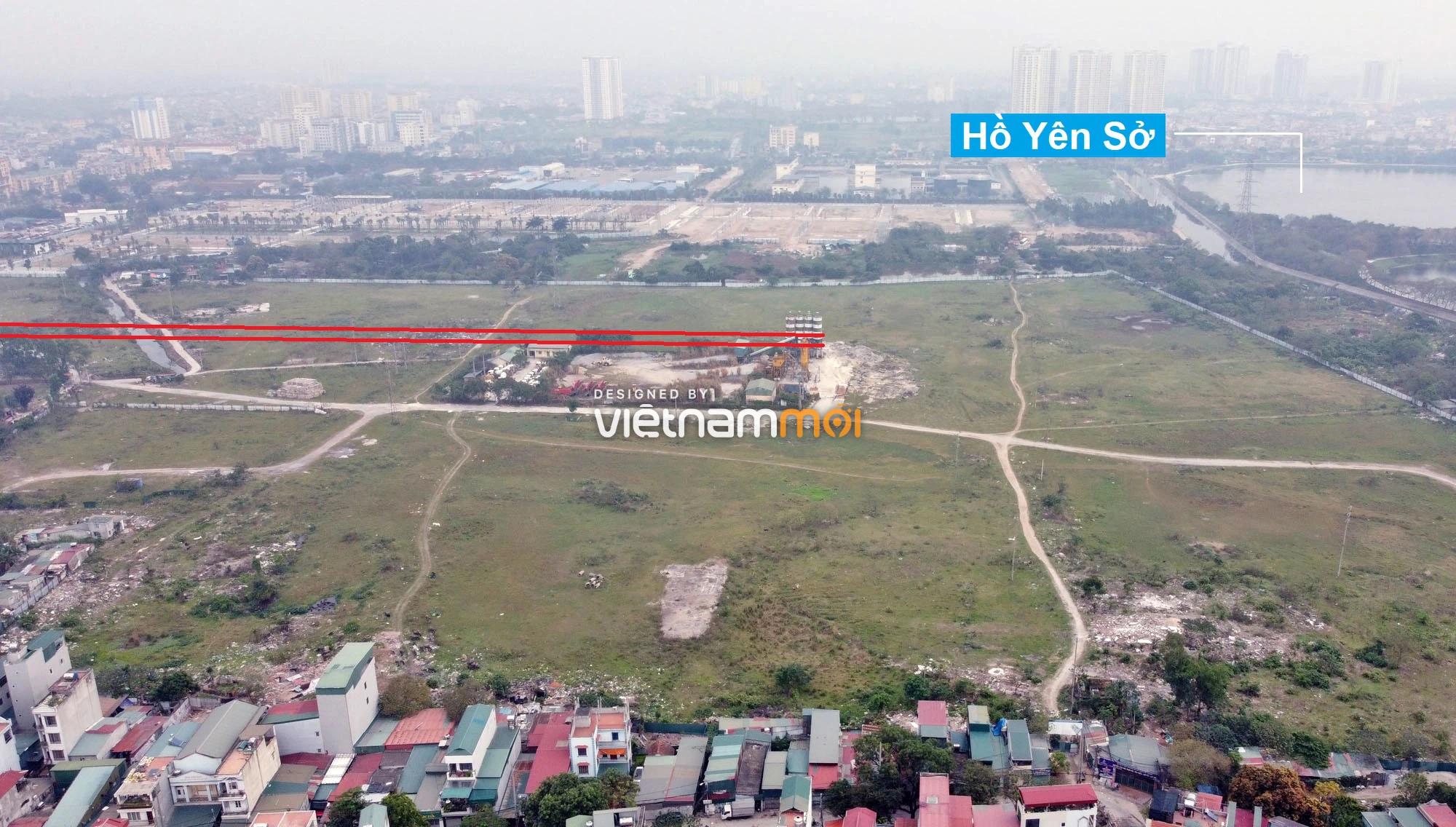 Đường sẽ mở theo quy hoạch ở phường Thịnh Liệt, Hoàng Mai, Hà Nội (phần 3) - Ảnh 4.