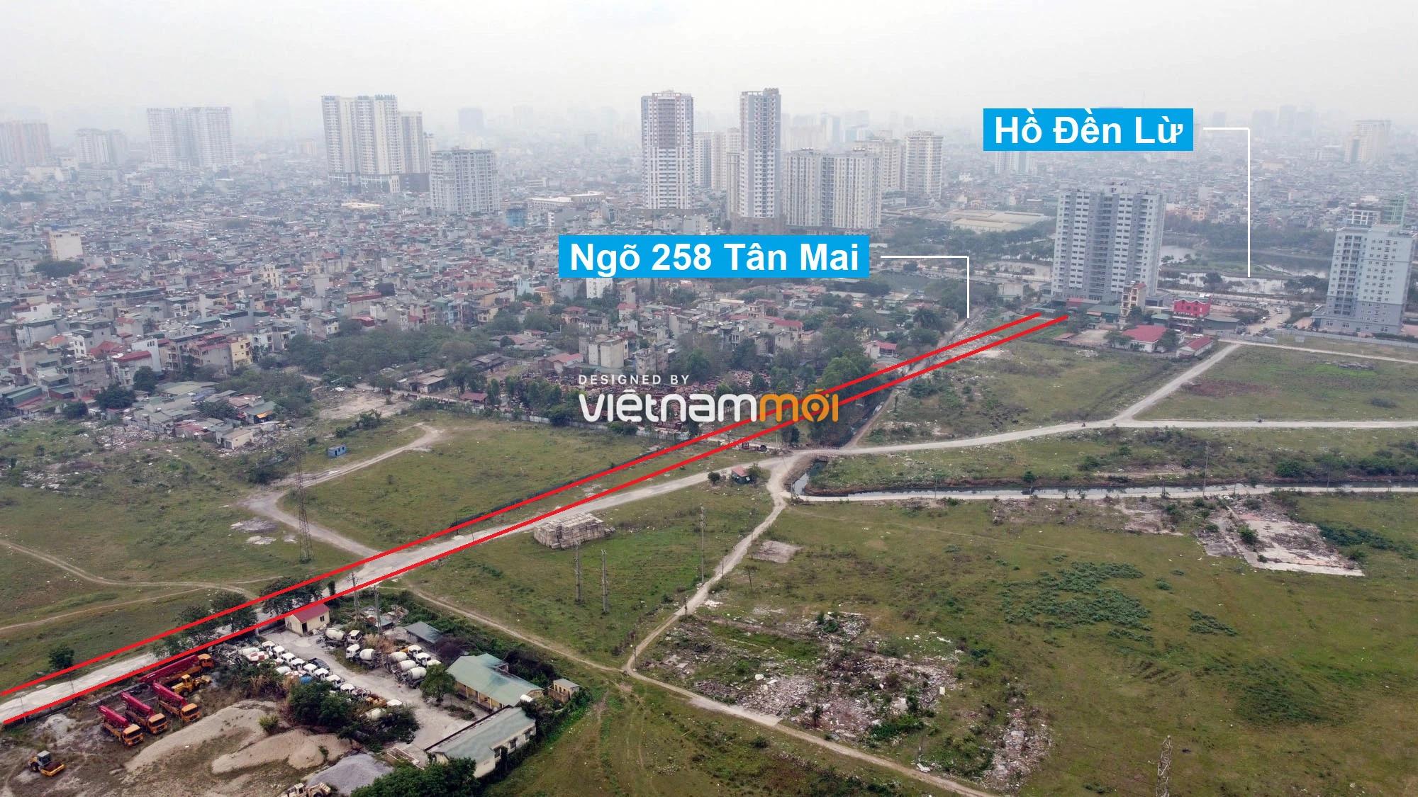 Đường sẽ mở theo quy hoạch ở phường Thịnh Liệt, Hoàng Mai, Hà Nội (phần 3) - Ảnh 6.