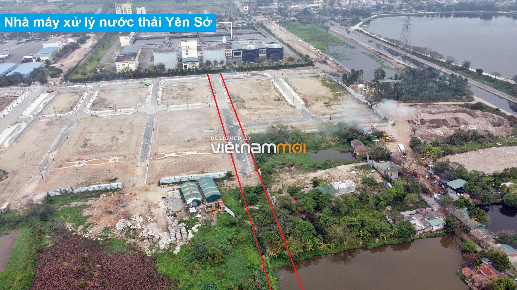 Đường sẽ mở theo quy hoạch ở phường Thịnh Liệt, Hoàng Mai, Hà Nội (phần 3) - Ảnh 9.