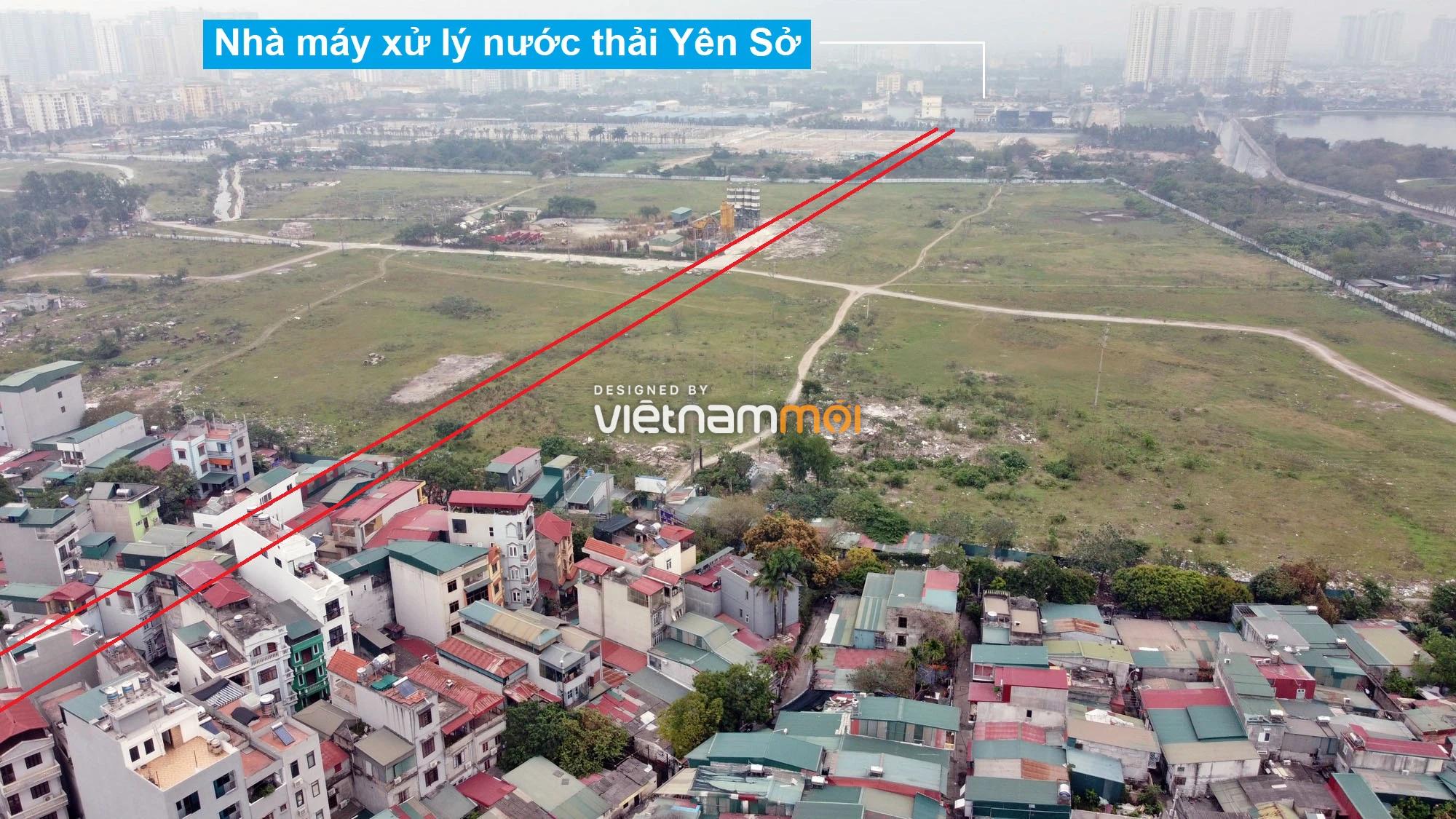 Đường sẽ mở theo quy hoạch ở phường Thịnh Liệt, Hoàng Mai, Hà Nội (phần 3) - Ảnh 10.