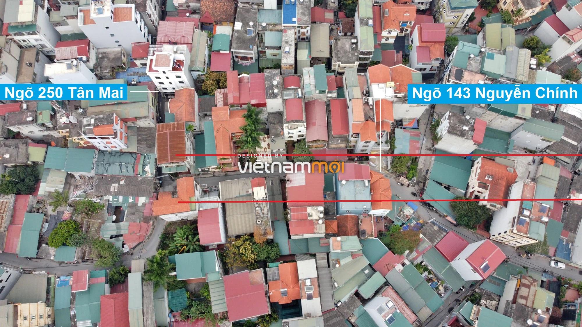 Đường sẽ mở theo quy hoạch ở phường Thịnh Liệt, Hoàng Mai, Hà Nội (phần 3) - Ảnh 11.