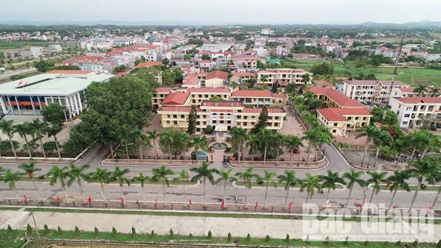 Bắc Giang tìm chủ cho Khu đô thị thị trấn Kép mở rộng hơn 25 ha - Ảnh 1.