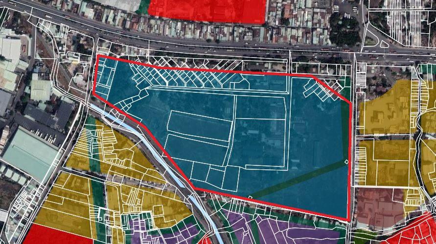 4 khu đất dính quy hoạch tại phường Linh Trung, TP Thủ Đức [phần 2] - Ảnh 3.