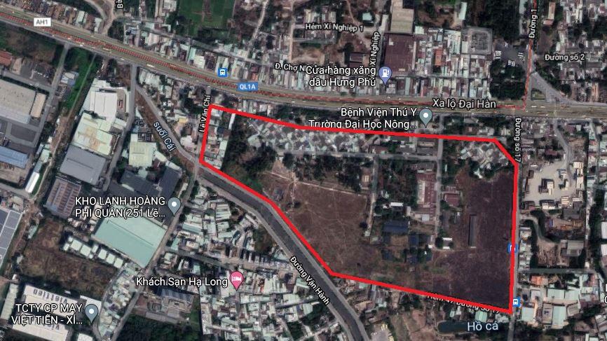 4 khu đất dính quy hoạch tại phường Linh Trung, TP Thủ Đức [phần 2] - Ảnh 2.