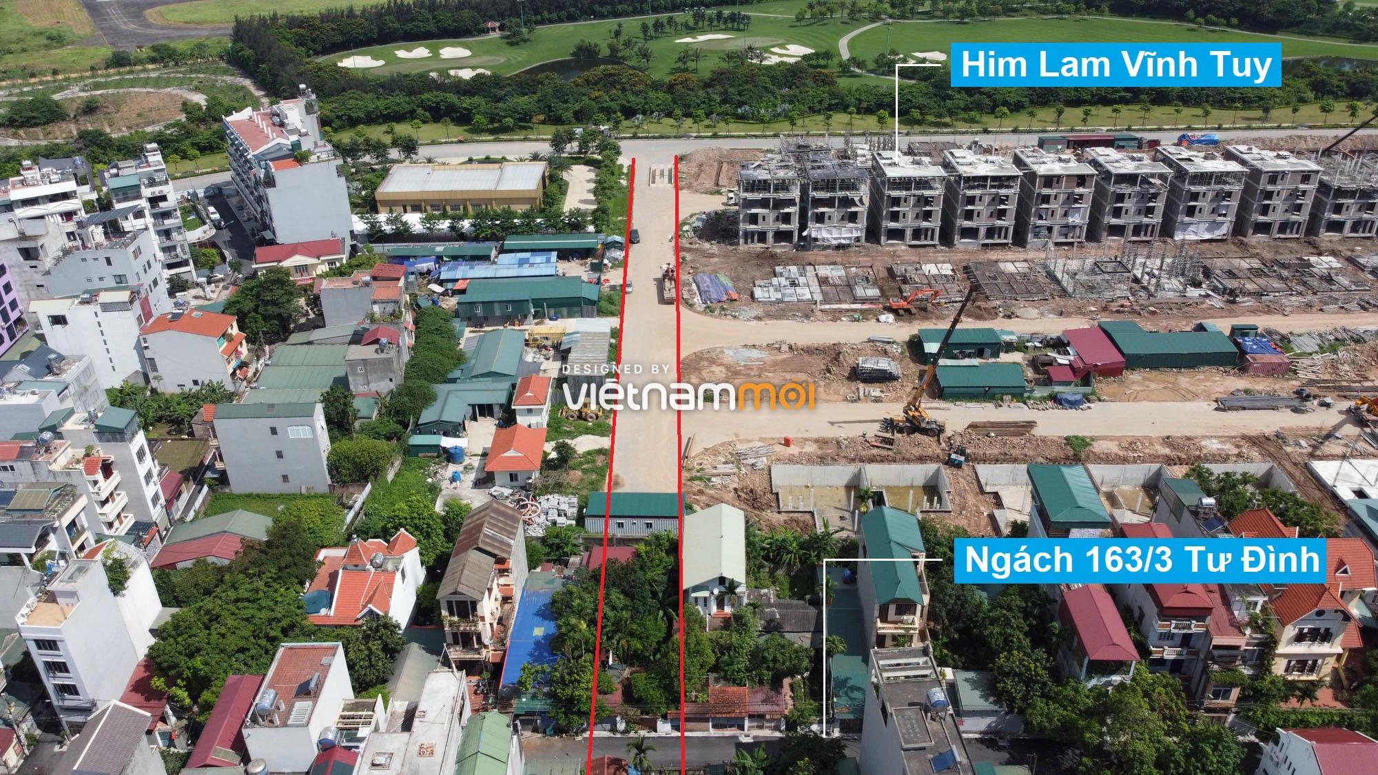 Đường sẽ mở theo quy hoạch ở phường Long Biên, Long Biên, Hà Nội (phần 2) - Ảnh 2.